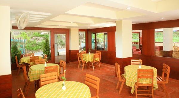 Tea Castle Resort Munnar Restaurant