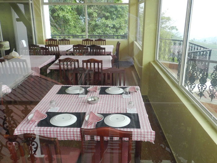 Marikar Resort Munnar Restaurant