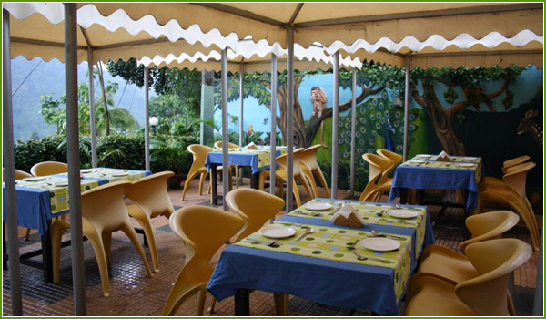 Igloo Nature Resort Munnar Restaurant
